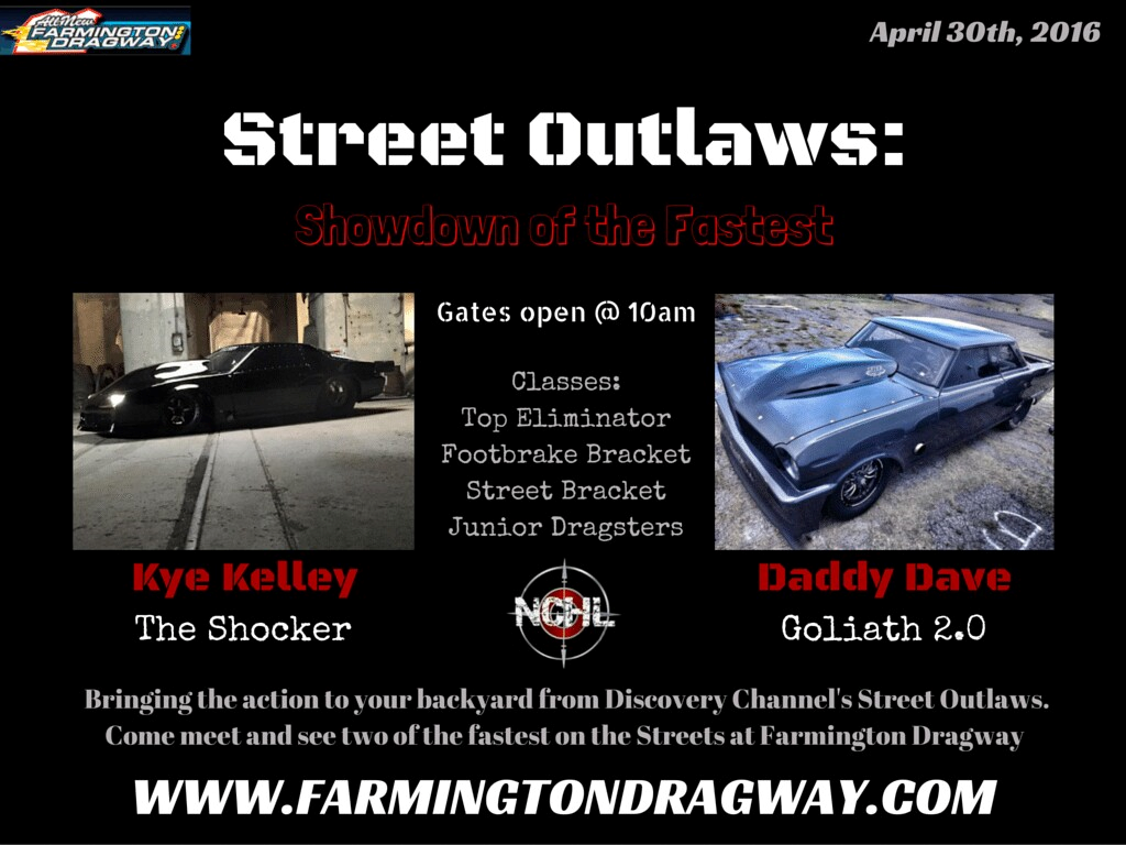 Street Outlaw Poster